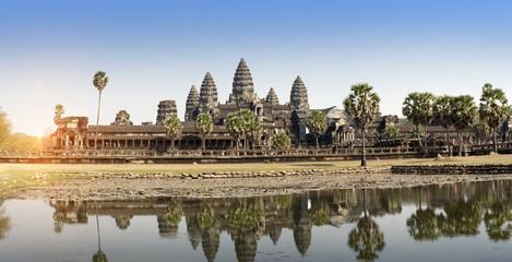 Angkor Wat Temple, Siem reap, Cambodia...