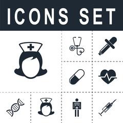 icon nurse
