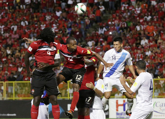 Football Soccer - Trinidad and Tobago v Guatemala - World Cup 2018 Qualifiers