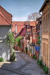 Lüneburg - Altstadt im Senkungsgebiet