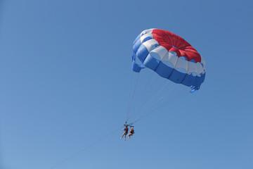 parasailing beach Manuel Antonio