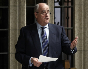 Associate Minister of National Defence Fantino speaks during Question Period in the House of Commons on Parliament Hill in Ottawa