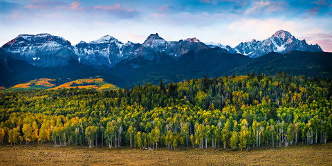 Autumn Color in the San Juan Mountains