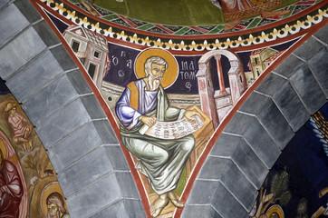 Samos : Eglise orthodoxe Agia Marina (Pythagorion)