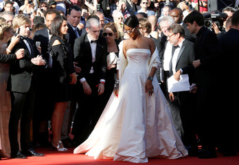 70th Cannes Film Festival - Screening of the film Okja in competition - Red Carpet Arrivals