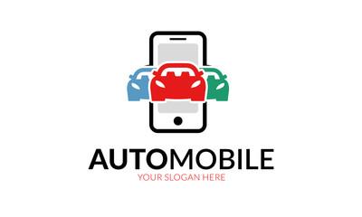 Auto Mobile Logo