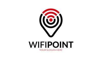 Wifi Point Logo