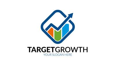 Target Growth Logo