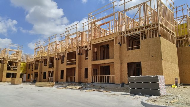 Apartment Homes Under Construction