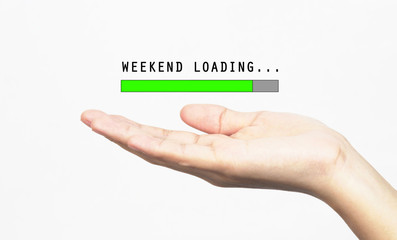 Weekend Loading..