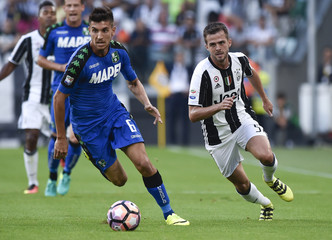 Juventus v Sassuolo - Italian Serie A