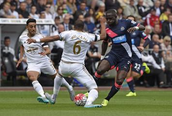 Swansea City v Newcastle United - Barclays Premier League