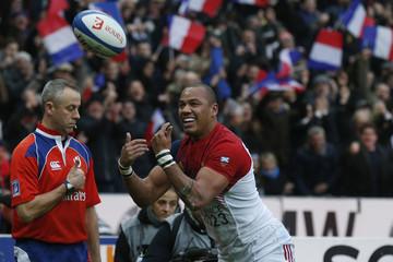Rugby Union - Six Nations Championship - France v Scotland - Stade de France, Saint-Denis near Paris, France