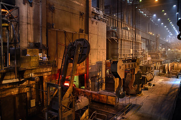 In the old steelworks 2