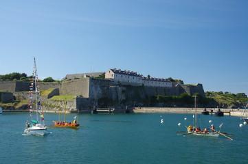 belle ile en mer - fort Vauban