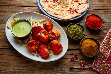 Chicken Tikka indian food recipe
