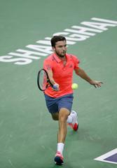 Tennis - Shanghai Masters tennis tournament semi-final