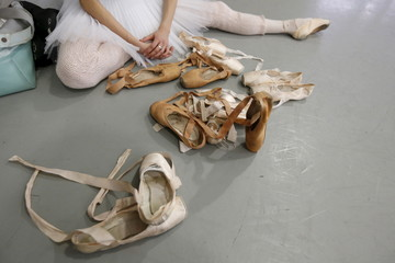 """The Wider Image: Behind the scenes of """"The Nutcracker"""" ballet"""