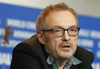 Director Josef Hader attends a news conference to promote the movie 'Wild Mouse' at the 67th Berlinale International Film Festival in Berlin