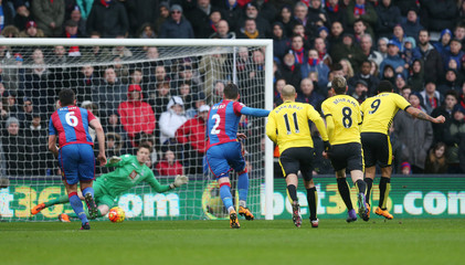Crystal Palace v Watford - Barclays Premier League