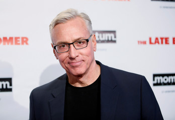 """Dr. Drew Pinsky poses at a premiere of """"The Late Bloomer"""" in Los Angeles, California"""