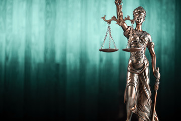 Law and Justice theme.