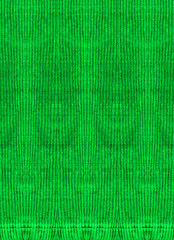 green velvet curtain fabric with an edge of a bright colour as the background for the text