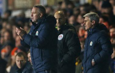 Newport County v Blackburn Rovers - FA Cup Third Round