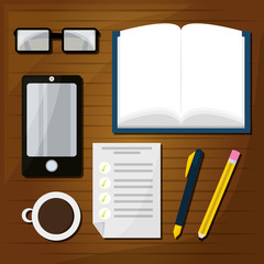 nice elements to study and learn, vector illustration design
