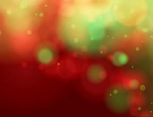 Christmas light vector background.