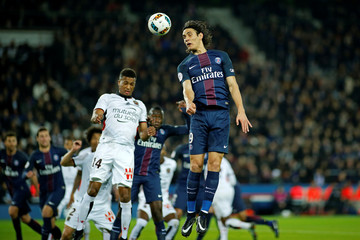 Paris St Germain v OGC Nice - French Ligue 1 - Parc des Princes stadium