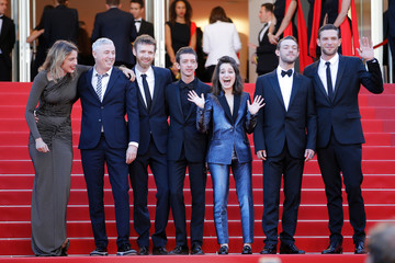 70th Cannes Film Festival - Screening of the film 120 battements par minute (120 Beats Per Minute) in competition - Red Carpet Arrivals