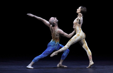To match story RUSSIA-BALLET/BENOIS