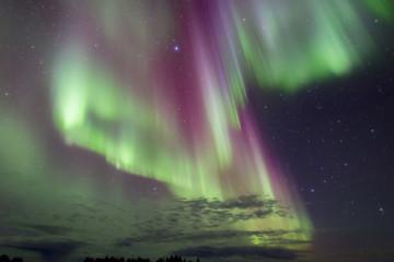 Aurora explosion
