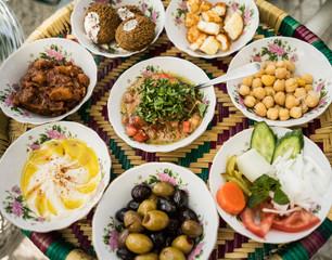 아랍 음식