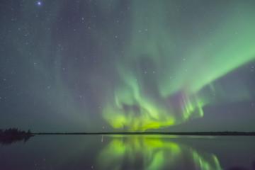 Symmetric Aurora
