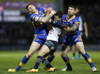 Leeds Rhinos v North Queensland Cowboys - 2016 Dacia World Club Challenge