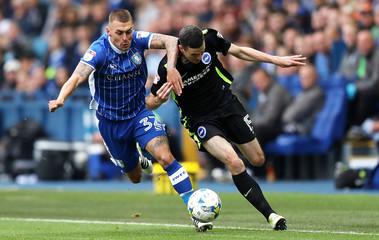 Sheffield Wednesday v Brighton & Hove Albion - Sky Bet Championship