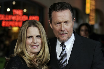 """Actor Robert Patrick and wife Barbara Patrick arrive at Warner Bros. Pictures' """"Gangster Squad"""" premiere at Grauman's Chinese Theatre in Hollywood, California"""