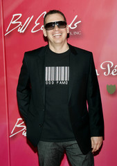"DJ Z-Trip arrives for the 16th annual Keep Memory Alive ""Power of Love Gala"" and 70th birthday celebration for Muhammad Ali at the MGM Grand Garden Arena in Las Vegas"