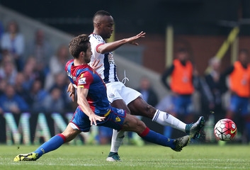Crystal Palace v West Bromwich Albion - Barclays Premier League
