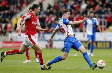 Rotherham United v Blackburn Rovers - Sky Bet Football League Championship