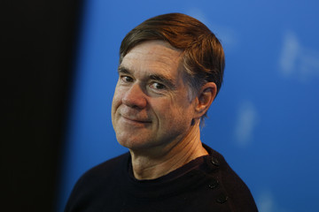 "Director Gus Van Sant poses for pictures at photocall to promote his movie ""Promised Land"" at the 63rd Berlinale International Film Festival in Berlin"