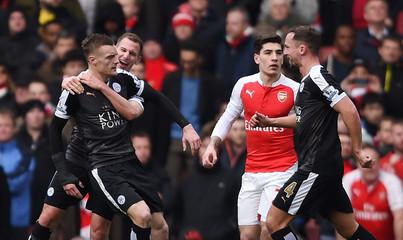 Arsenal v Leicester City - Barclays Premier League