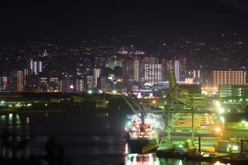 北九州市八幡の夜景