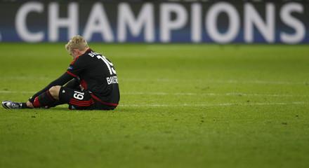 Bayer Leverkusen v FC Barcelona - UEFA Champions League Group Stage - Group E