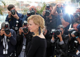 Actress Nicole Kidman, Jury member of the 66th Cannes Film Festival, poses during a photocall before the opening of the 66th Cannes Film Festival
