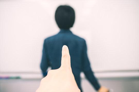 教師の評価