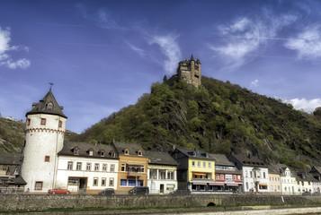 St.Goar Rhineland Palatinate Germany