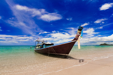 Thailand. Sea boat day